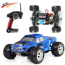 RC Car Wltoys A979 1:18 Scale 2.4G 4WD High Speed Automobile Race Off-road Remote Control Electric Monster Truck Toy(China)