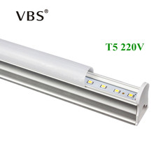 T5 Led Tube Light Lampada Lamp 6W 29cm 10W 57cm AC200-240V LED Fluorescent Bulbs Tubes Led Wall Lamp T5 Bulb Light Warm White(China)