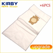 6pcs/lot Kirby Universal Bag suitable for Kirby Universal Hepa Microfiber dust Bags for KIRBY Sentrial F/T HOT sale in Russian