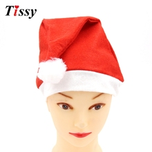 Hot!1PC Classical Christmas Hat Santa Claus Hat For Christmas Party Decorations Santa Claus Costume Suppplies