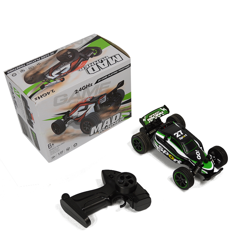 120 Off Road Remote Control Car 2.4G 2WD RC Car Radio Controlled Toys  RC Electric Car Off Road Truck Boy Cool Gifts (6)
