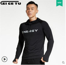 Men Running Running Reflective Jacket Fitness Blazers Exercise Outdoor Sports Jackets Football Training Gym Jogging Jogger(China)