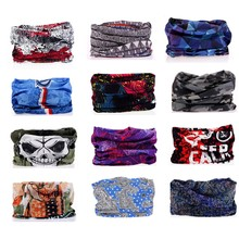 EXPRESS SHIPPING 10pc/lot  Wholesale Fashion Scarf Magic Outdoors Headwear Scarf Microfiber Sport Seamless Bandana Drop Shipping