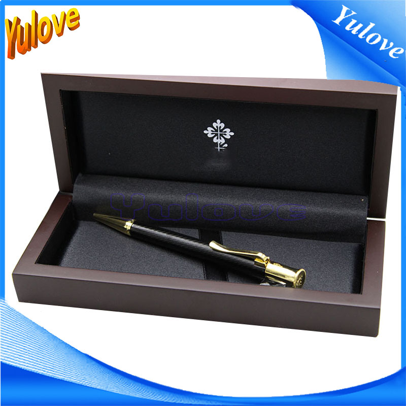 New Arrival Unique desigh Luxury High Quality Patek Pen Golden And Black Gift Metal Ballpoint Pen And Best Gifts For Man YuH89<br><br>Aliexpress