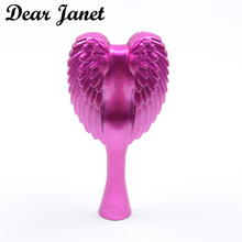 Beautiful professional hair styling tools cute Comb hair Brush Comb 5 Colors Drop Shipping massage comb(China)