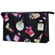 Hot Cheap Price High Quality Clutch Women Cosmetic Bags Make Up Travel Toiletry Storage Box Makeup Bag Wash Organizer Cases S065