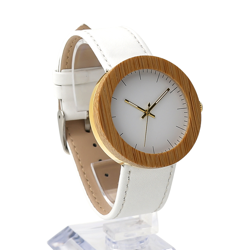 BOBO BIRD Watches for Men and Women Wood Bamboo with %