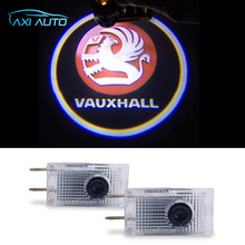 For Opel Insignia Vauxhall LED Car Door Courtesy Laser Projector Logo Ghost Shadow Warning Light