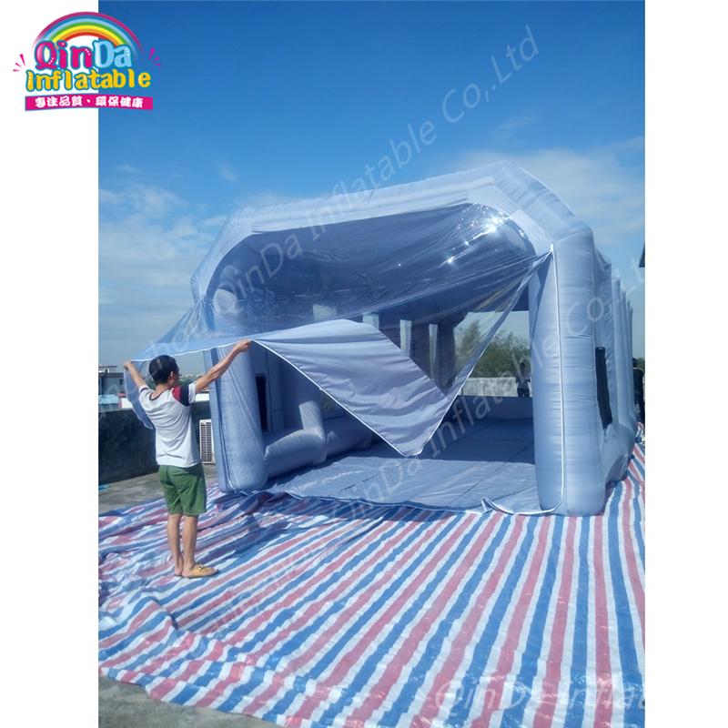 spray booth70