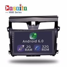 "10.2"" Octa Core Android 6.0 Car GPS for Nissan Altima Teana 2 Din Car radio Navigation 2Gb Ram+32Gb Rom 64bit PX5 4G net"