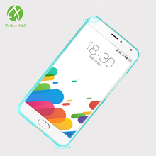 Phone Case For Meizu M3 M3 note M5 M5 note Cover Waterproof Transparent TPU Silicone Soft Phone Bags Cases