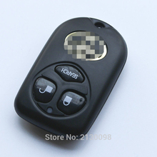 3 Buttons Remote Key Shell For Toyota Vios/Corolla Auto Key Shell Replacement With Logo Free Shipping