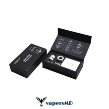 100% Original Aspire Quad-Flex Power Pack Kit Electronic Cigarette Atomizer Aspire Quad-Flex Survival Kit Quad Flex 4-in-1 RDA