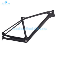 MCB 650B mtb frame 27.5er full carbon mountain bicycle frame monocoque top stifness BSA (73MM) / BB30(73MM)  / PF30(73MM/ BB92