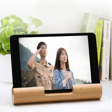 Hot Sale Fashion Creative Adjustable Angle Tablet Holder Mount Stand Stents  Made By Beech For iPad For Samsung XiaoMi ASUS