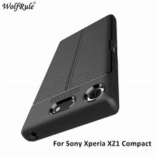 Buy WolfRule Cover Sony Xperia XZ1 Compact Case Soft Phone Case Sony Xperia XZ1 Compact Cover Sony XZ1 Compact Case for $3.04 in AliExpress store