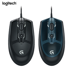 Original Logitech G100S Mouse Gaming Laptop PC Game Mice Wired Optical Ergonomic 2500dpi Mouse Both Hand Mause for Gamer