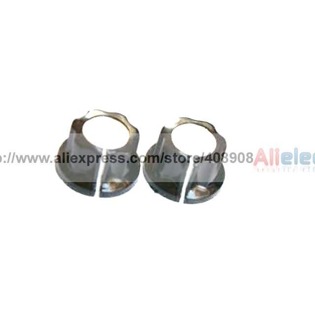 100 PCS  x Knob fit BOSS effect pedal 20mm DIAx12 1/4<br><br>Aliexpress
