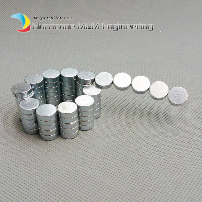 1 pack N42 NdFeB Magnet Disc Diameter 11x3.5 mm 0.43 Diametrically Magnetized Strong Neodymium Permanent Rare Earth Magnets<br>