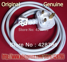 "UK AC POWER Cable CORD 3Prong for A1188 A1105 ImG5 Flat Panel, 15"" 17"" 20"",Length 6ft/72 inch/1.8M"