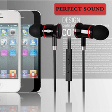 Original FQ004 bass earphone stereo universal hifi headset with mic for iPhone 6 5S Xiaomi samsung huawei sony oppo phones mp3