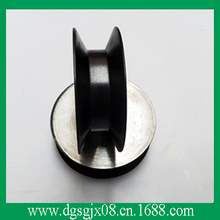 High Wear Resistance  Coated Ceramic Wire Guide Pulley  For Printer  Machine And  The Extruder