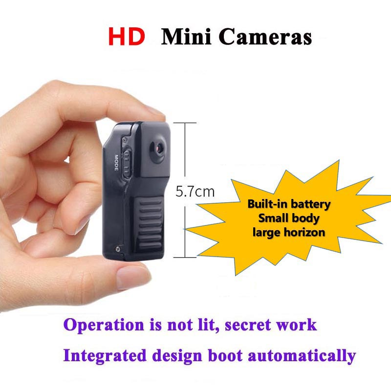 HD Mini camera , mini DVR,Multi-functional voice Camera With battery rechargeable Video for 10 hours,mini DV<br>