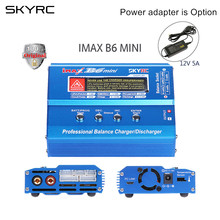 Original SKYRC Imax B6 Mini Professional Balance Charger/Discharger For RC Helicopter Quadcopter Battery Charging+Power Adapter