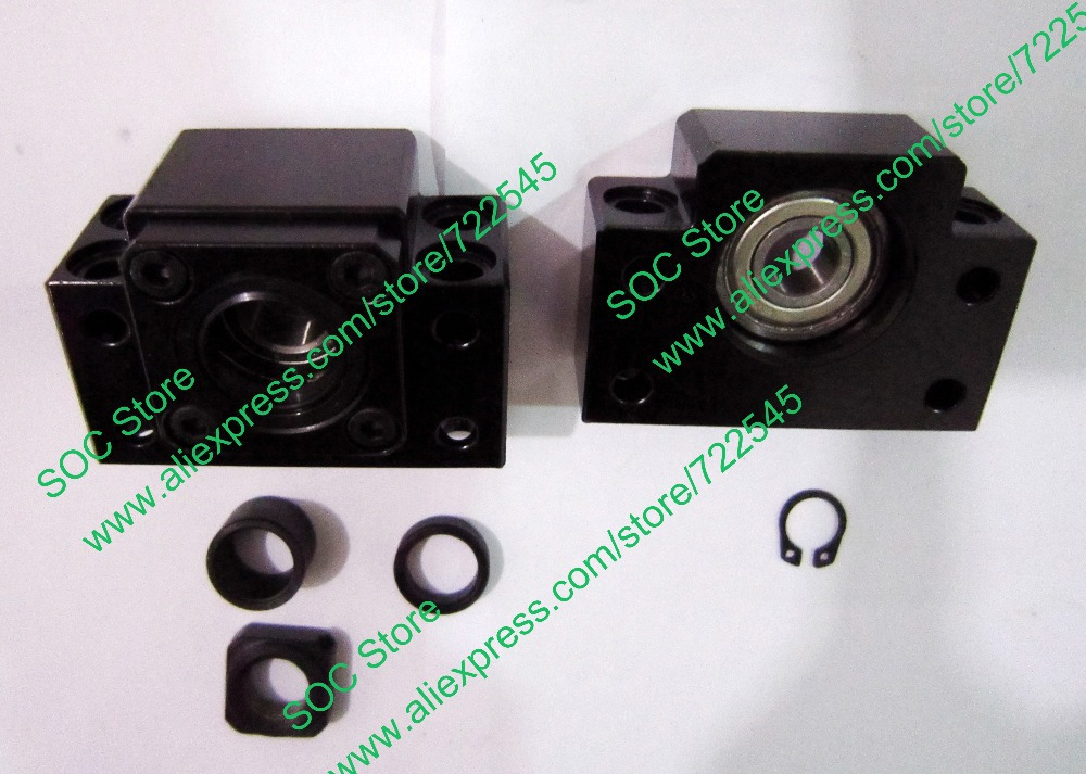 BK25 &amp; BF25 Ballscrew End Support CNC Parts<br><br>Aliexpress