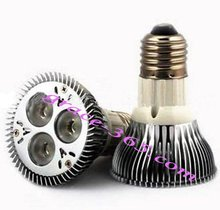 6W E27 spotlight high power PAR20 led lamp HCC warm white 45degree