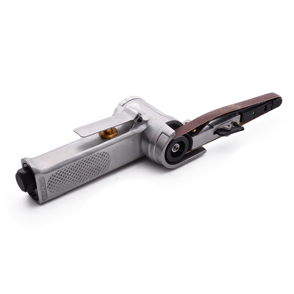 """3/8"""" Air Belt Sander Sanding for Buffing Assorted Vehicle Car Pneumatic Tools For Woodworking Furniture Polishing"""