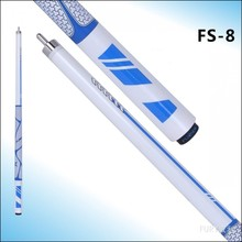 "Fury Sports II Series Pool Cue FS-8 / Blue billiard /American pool cues/58""(China)"