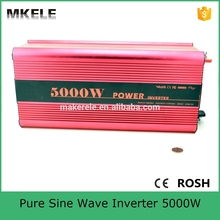 MKP5000-481R off grid high power 5000w inverter china inverter,5kw pure sine wave inverter 48vdc to 110vac single output