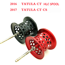 DIY DAIWA TATULA CT TYPE R TATULA CT CS DAIWA 2017 fuego ct CUSTOM FISHING REEL SPOOL LONG CAST SPOOL(China)