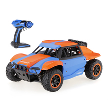 1:18 4WD RC Electric Toy HB TOYS DK1801 1/18 2.4GHz 4WD High Speed Short Truck Off-road Racing Rally Car RTR(China)