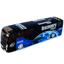 Tour de France America Discovery Cycling Team 1/50 Scale Diecast Bus Models Toys Collections
