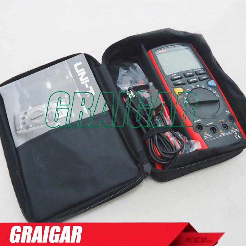 UNI-T UT71A Intelligent LCD Digital Multimeter Voltmeter Ammeter Ohmmete<br><br>Aliexpress