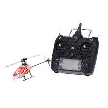 Blast K110 6CH 3D 6G System Brushless Motor RTF RC Helicoptero Remote Control Helicopter