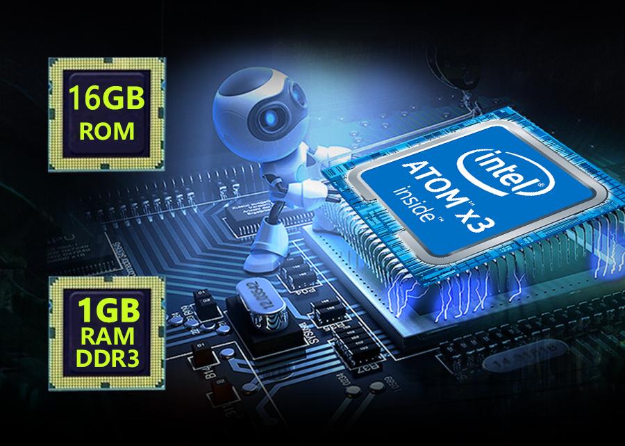 1GB 16GB