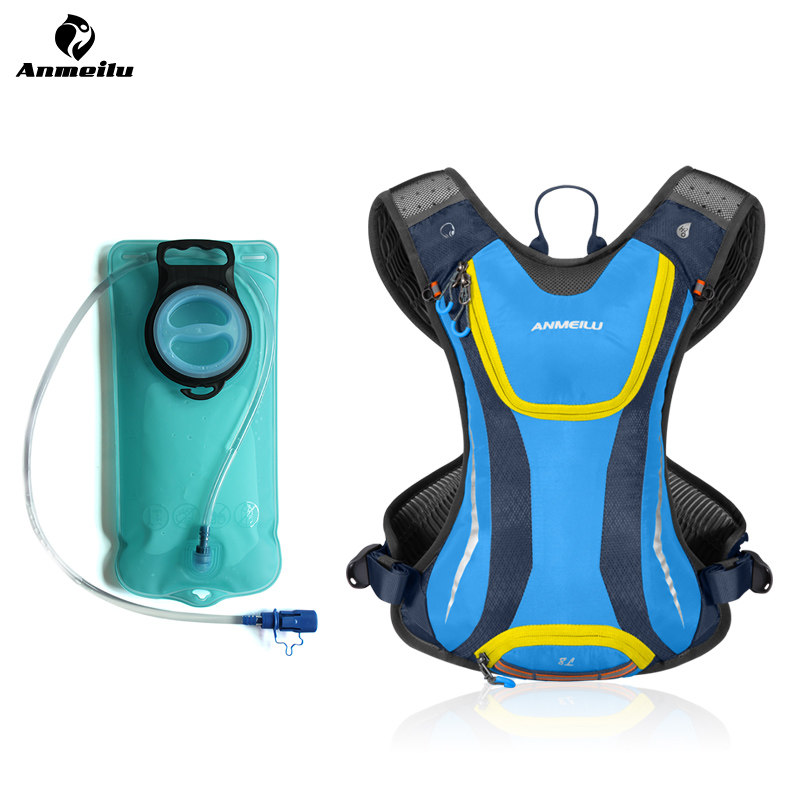 Anmeilu Water Bags 2017 Cycling Running Hydration Backpack Men Women MTB Road Bike Sport Bladder Camelback Ciclismo Accessories<br><br>Aliexpress