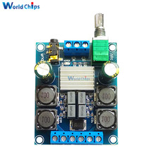 50Wx2 TPA3116D2 Dual Channel DC 4.5-27V Digital Power Amplifier Board Two Channel Stereo High Efficiency(China)
