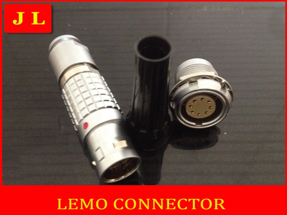 LEMO  FGG.2B.308.CLAD,EGG(&amp;ECG).2B.308.CLL , LEMO 2B8 pin connector, buy ten seven days arrived, quantity more discount<br>
