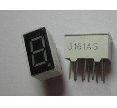 100 PCS LD-3161AS 1 Digit 0.36 GREEN 7 SEGMENT LED DISPLAY COMMON CATHODE<br><br>Aliexpress