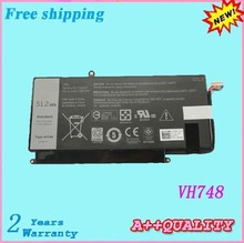High quality VH748 Original Laptop battery For DELL Vostro 5460 5470 5560 V5460D-1308 5470D-1328 5560R-1326(China)