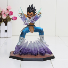 15cm Anime Dragon Ball Z Figuarts Zero Vegeta GALICK GUN PVC Action Figure Collectible Model Toy(China)