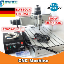 [EU/US Delivery/Free VAT] 3 Axis 3040Z-DQ Desktop Ball Screw CNC Router ENGRAVER/ENGRAVING Milling Machine Drilling 220V/110V(China)