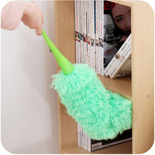 Magic Soft Microfiber Cleaning Duster Dust Cleaner Handle Feather Static Dust Dusters