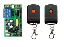 85v  110v 220v  Wide voltage AC  1 ch  RF  wireless remote control switch 1* receiver+2* transmitter