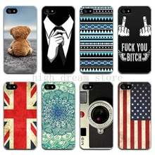 New Low Price soft tpu painted Cases for Apple iphone 4 4S 4G 5 5S Case For iPhone4 Cover Cell Phone Shell