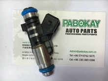 8 pieces x For Peugeot 106 206 Citroen Saxo Xsara VW Fiat Palio 1.4  Fuel injector 1984.C2 IPM023 75112201 23001620 0280156323